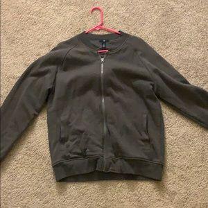 Gap zip jacket